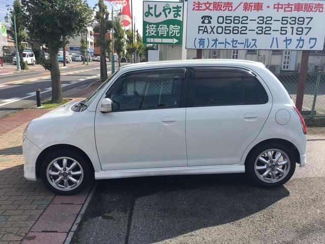 「ダイハツ」「ミラジーノ」「軽自動車」「愛知県」の中古車6
