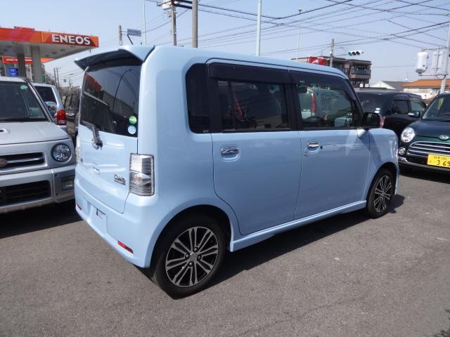 カスタム XスマートセレクションSN 希少水色 4WD-VSルック ナビTV バックカメラ スマートキー(11枚目)