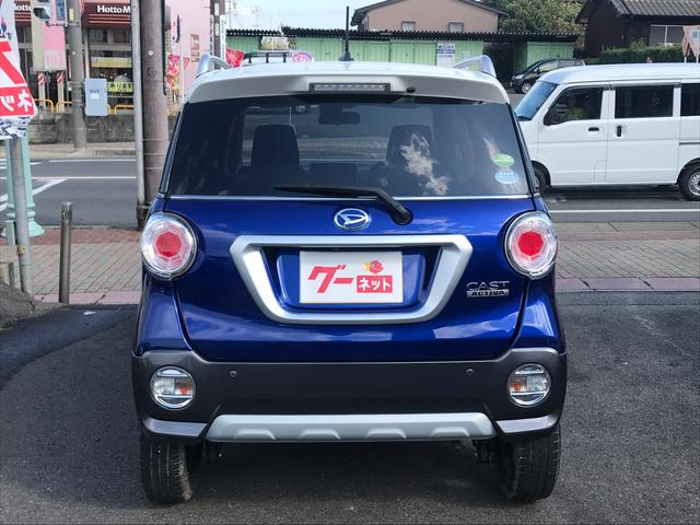 「ダイハツ」「キャスト」「コンパクトカー」「愛知県」の中古車36