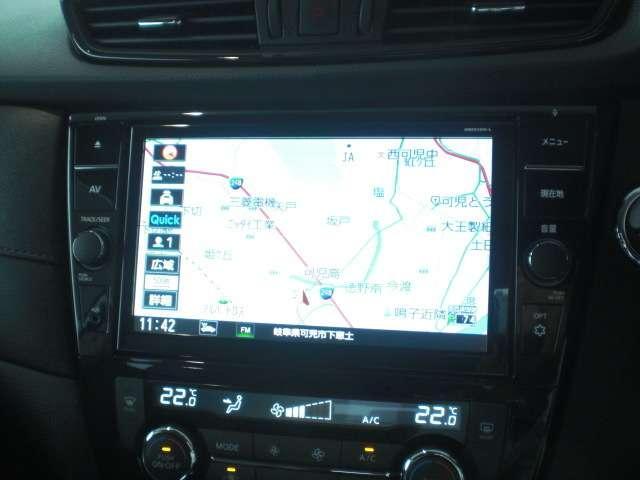 純正9インチメモリーナビ(MM519D-L)装備。車種専用設計で音声対話検索に加え直接ナビからオペレーター通話も可能。ブルーレイ再生など多彩なメディアに対応