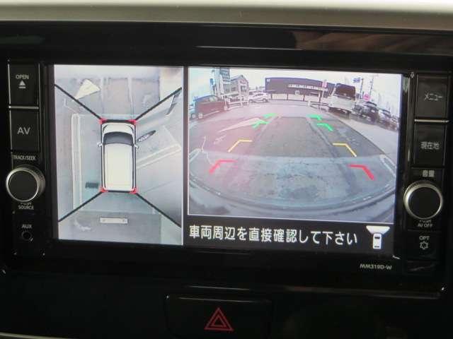 ハイウェイスター Xターボ フルセクメモリーナビ 片側電動スライドドア ハイビームアシスト エマージェンシーブレーキ(6枚目)