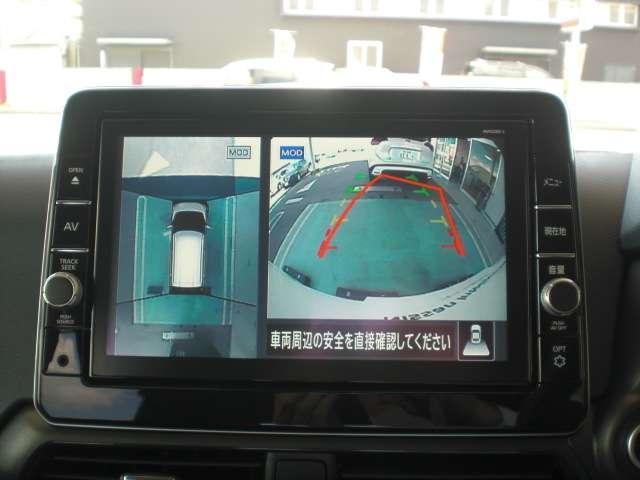 ハイウェイスター Gターボ 9インチワイドメモリーナビ アラウンドビューモニター ハイビームアシスト LEDライト 衝突被害軽減ブレーキ 踏間違い衝突防止 車線逸脱警報・横滑り防止 15インチアルミ(6枚目)