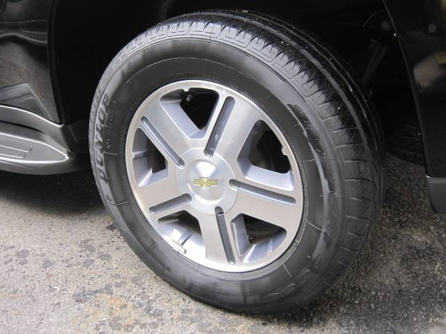 CHEVROLET CHEVROLET TRAILBLAZER LTZ | 2008 | BLACK | 33000 ...