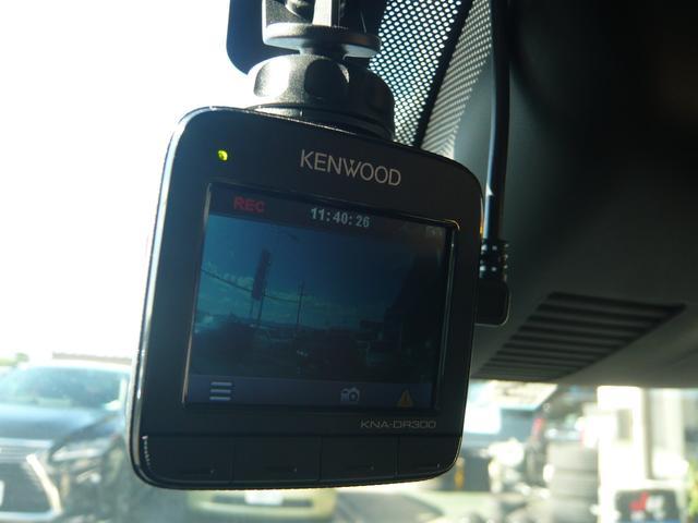 今話題のドライブレコーダー装備!万が一の事故のための頼りになる装備!