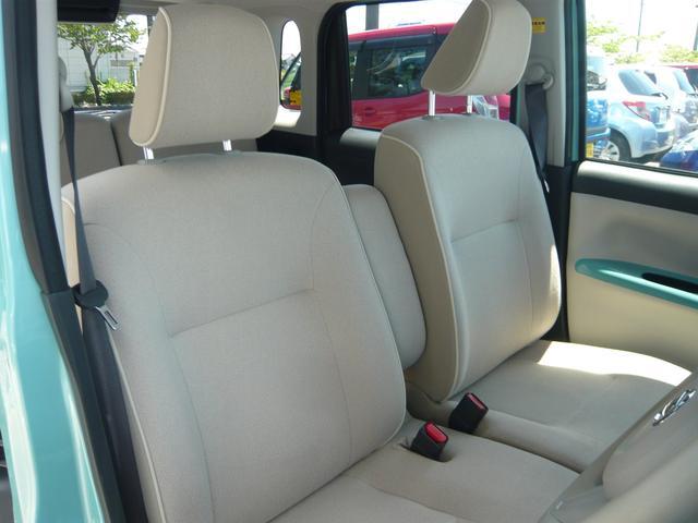 室内は禁煙車で気持ちの良い空間。肘掛も付いていますので助手席の方もリラックスして快適なドライブを。クリーンな車内で搭乗者の方全員が気持ちよくお乗り頂けます。