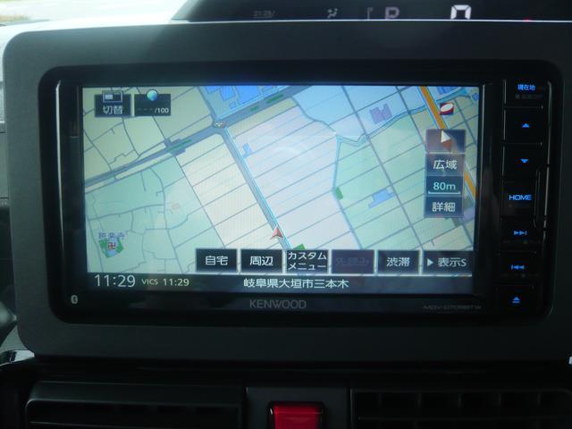 ステアリングスイッチ装備で運転中、選曲、音量など目線を動かさずに行えますので安全運転にも繋がります。