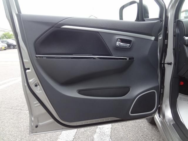 X 4WD レーダーブレーキ(8枚目)