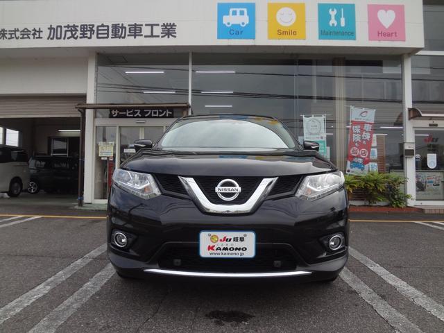「日産」「エクストレイル」「SUV・クロカン」「岐阜県」の中古車2