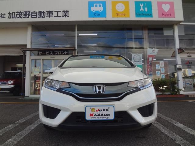 「ホンダ」「フィット」「コンパクトカー」「岐阜県」の中古車2