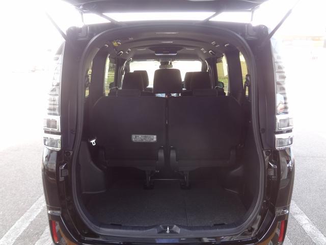 ハイブリッドV トヨタセーフティC 両側Pスライドドア 純正9インチメモリナビ リアモニタ LEDヘッド シートH 禁煙車 ワンオーナー(13枚目)