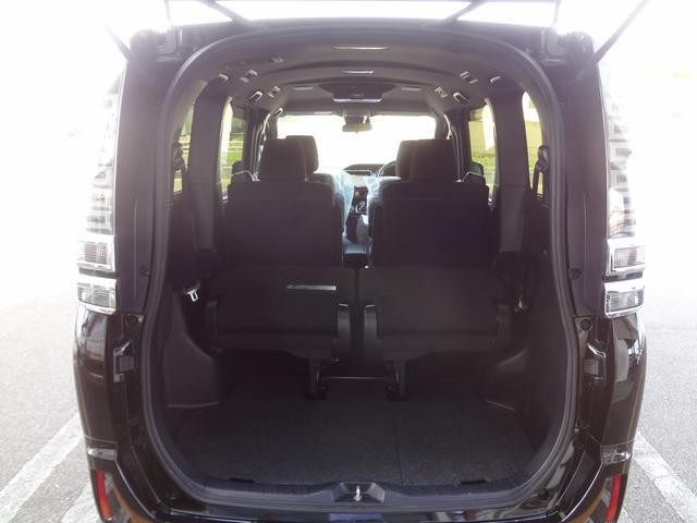 ハイブリッドV トヨタセーフティC 両側Pスライドドア 純正9インチメモリナビ リアモニタ LEDヘッド シートH 禁煙車 ワンオーナー(14枚目)