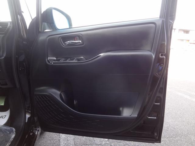 ハイブリッドV トヨタセーフティC 両側Pスライドドア 純正9インチメモリナビ リアモニタ LEDヘッド シートH 禁煙車 ワンオーナー(19枚目)