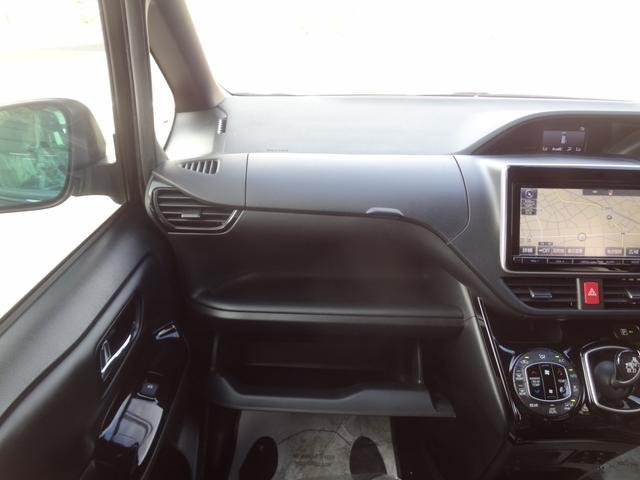 ハイブリッドV トヨタセーフティC 両側Pスライドドア 純正9インチメモリナビ リアモニタ LEDヘッド シートH 禁煙車 ワンオーナー(22枚目)