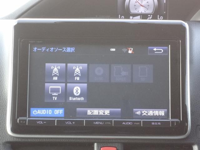 ハイブリッドV トヨタセーフティC 両側Pスライドドア 純正9インチメモリナビ リアモニタ LEDヘッド シートH 禁煙車 ワンオーナー(23枚目)