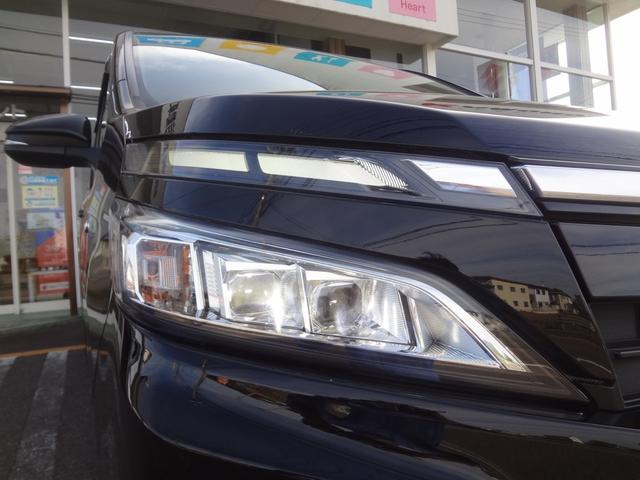 ハイブリッドV トヨタセーフティC 両側Pスライドドア 純正9インチメモリナビ リアモニタ LEDヘッド シートH 禁煙車 ワンオーナー(42枚目)