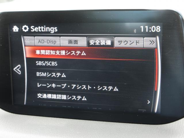 15XD プロアクティブ ナビ TV 360°ビューモニター(8枚目)