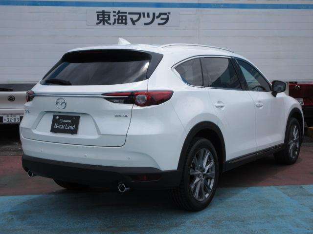 「マツダ」「CX-8」「SUV・クロカン」「岐阜県」の中古車2