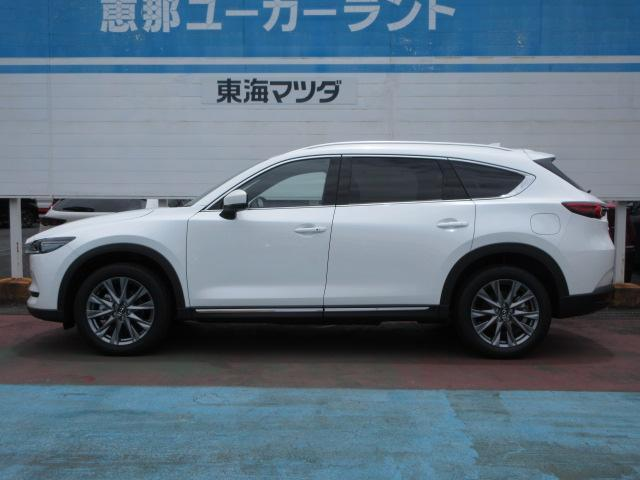 「マツダ」「CX-8」「SUV・クロカン」「岐阜県」の中古車3