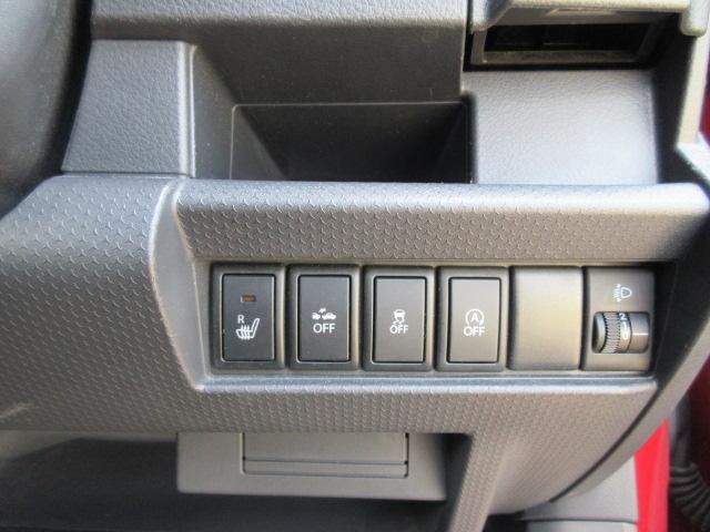 ブレーキサポートやエンジンストップ機構あり、