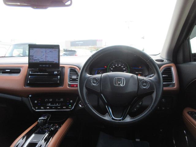 視界良好の車内☆運転しやすいので、初心者の方にもオススメです♪お問合せは、各務原店:058-383-2211まで☆