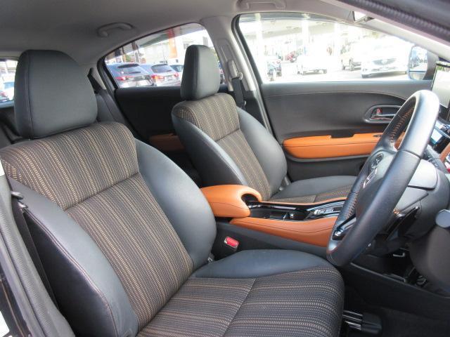 かわいいコンビシートが◎の車内☆上質感漂う車内です♪お問合せは、各務原店:058-383-2211まで☆