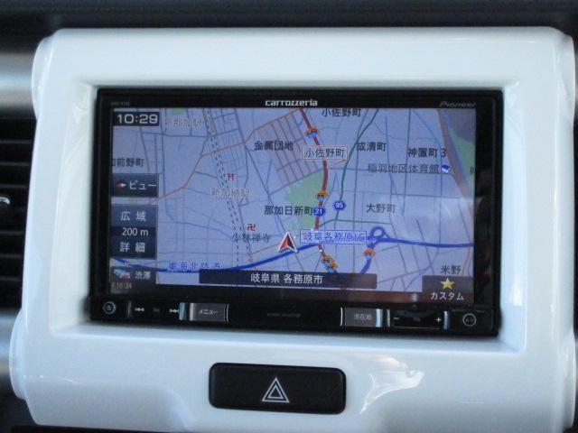 Xターボ 4WD ナビ ETC(7枚目)