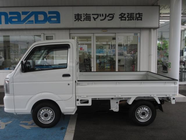 マツダ スクラムトラック 4駆 AT