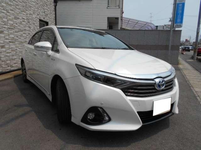 「トヨタ」「SAI」「セダン」「愛知県」の中古車3