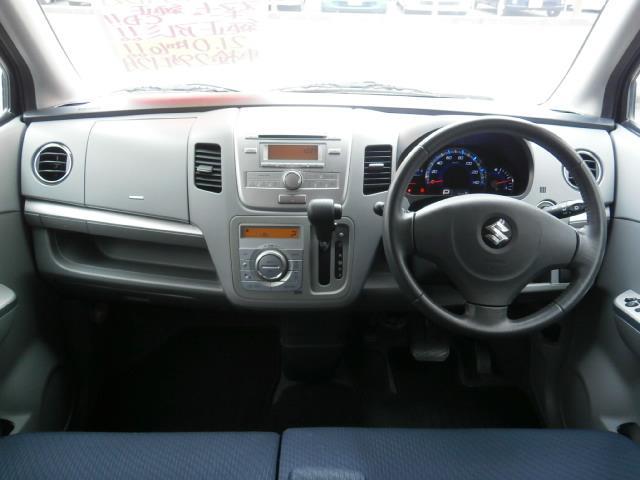 スズキ ワゴンR FXリミテッド スマートキー 純正アルミ 純正CD ABS