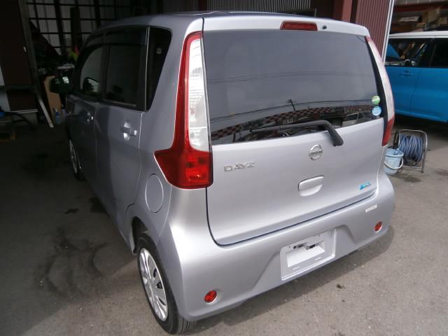 「日産」「デイズ」「コンパクトカー」「岐阜県」の中古車6