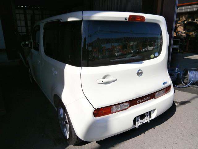 「日産」「キューブ」「ミニバン・ワンボックス」「岐阜県」の中古車6