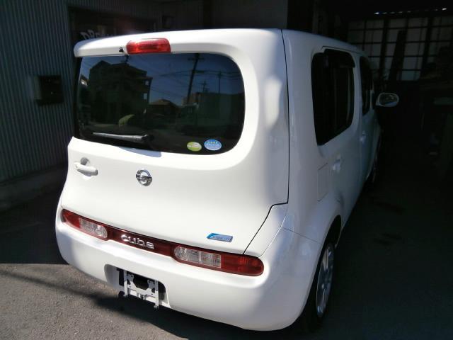 「日産」「キューブ」「ミニバン・ワンボックス」「岐阜県」の中古車7