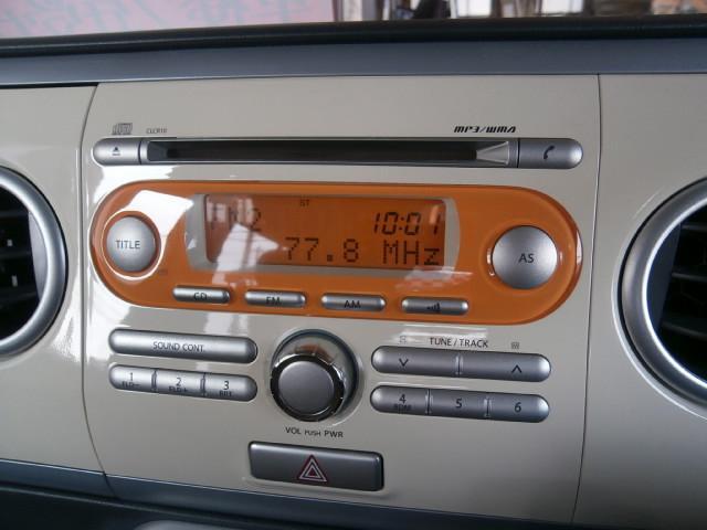 X Wエアバック ABS インテリキー 純正CD 社外アルミ(14枚目)