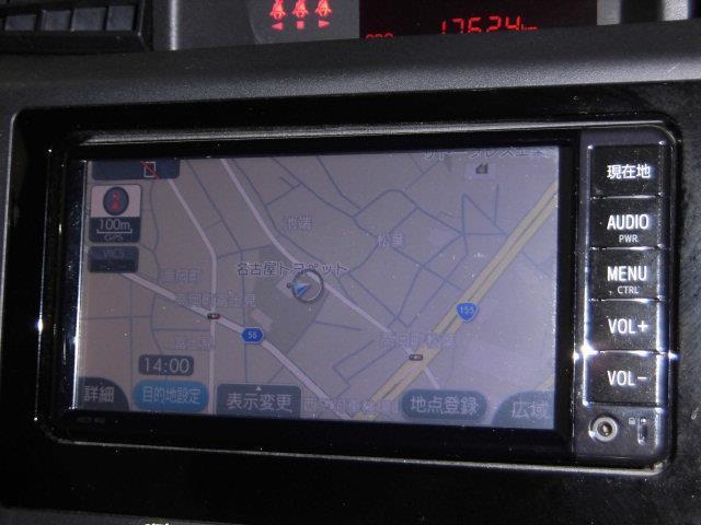 X S SDナビ Bモニター ワンセグ 片側PS ETC(5枚目)