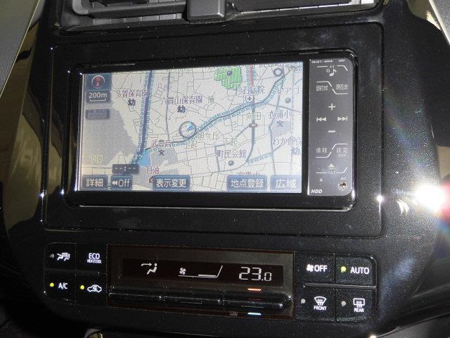 S サンルーフ フルセグ HDDナビ DVD再生 ミュージックプレイヤー接続可 衝突被害軽減システム ETC LEDヘッドランプ アイドリングストップ(12枚目)