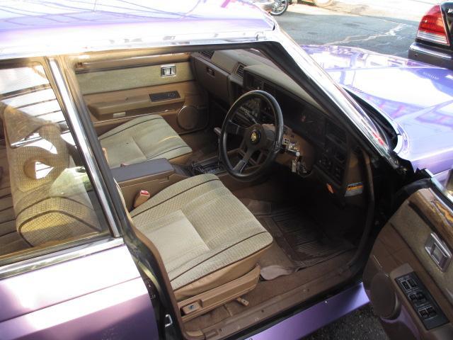 トヨタ クラウン エクレールターボ 旧車カスタム
