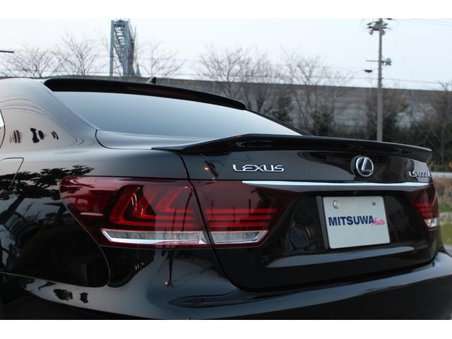 レクサス LS LS600hL エグゼクティブパッケージ マークレビンソン