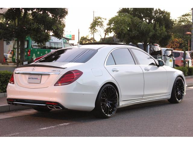 S550ロング S63ver カールソン2ピース21アルミ(3枚目)