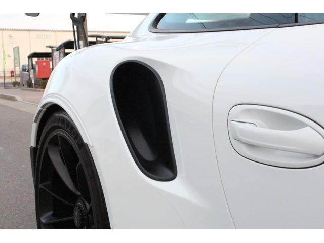 911GT3RS クラブスポーツPKG ディーラー車(7枚目)