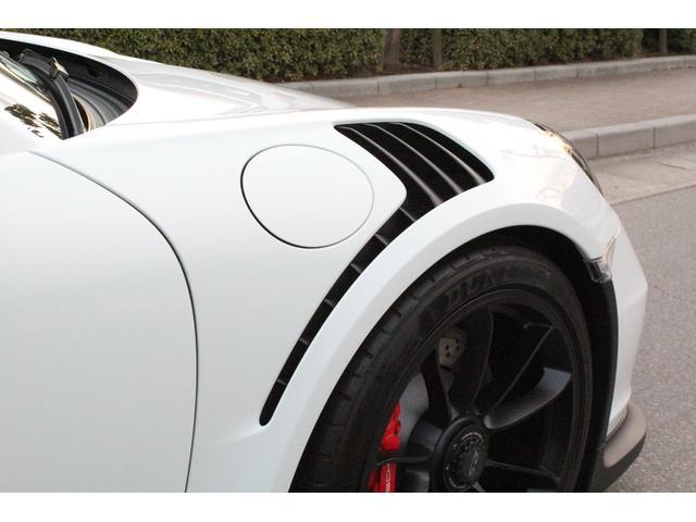 911GT3RS クラブスポーツPKG ディーラー車(8枚目)
