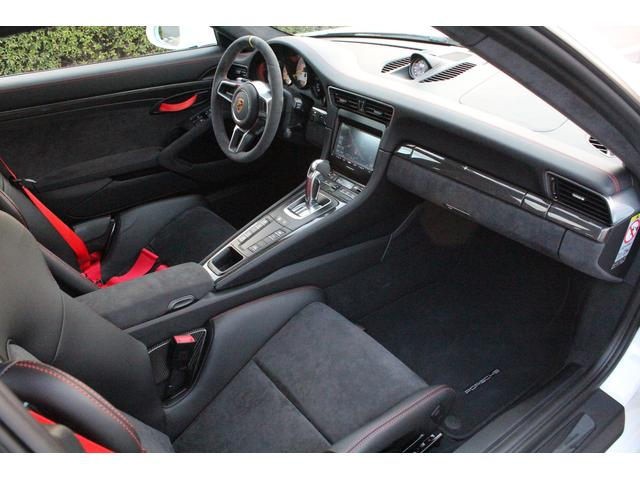 ポルシェ ポルシェ 911GT3RS クラブスポーツPKG ディーラー車