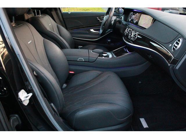 メルセデス・ベンツ M・ベンツ S63 4マチックL ショーファーPKG ブルメスター3DS