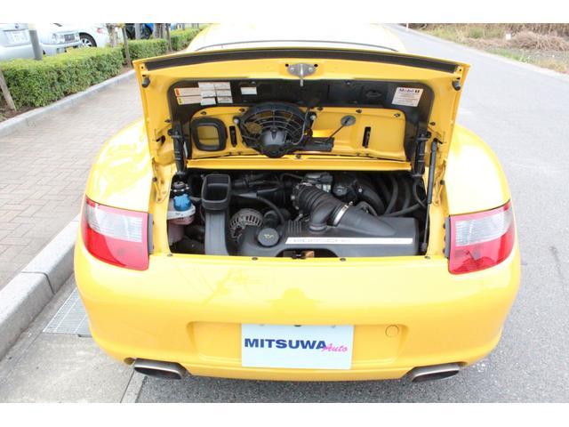 911カレラ テラコッタレザー 右ハンドル ディーラー車(12枚目)