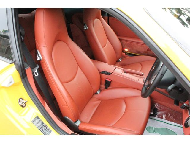 911カレラ テラコッタレザー 右ハンドル ディーラー車(16枚目)