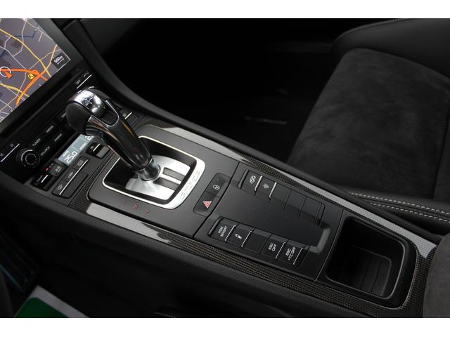 911GT3RS ディーラー車・スポーツクロノPKG・Fリフター・PDLSヘッド・カーボンインテリアPKG・イエローシートベルト&ステアリングトップマーキング・GT3RSロゴ入りスカッフイルミ・スポーツエキゾースト(29枚目)