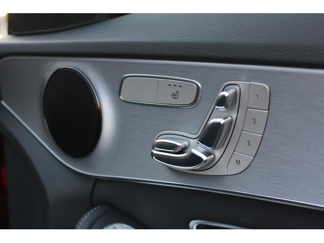 ローレウスエディションパッケージ装備のシートヒーター!冬場に欠かせない装備です!
