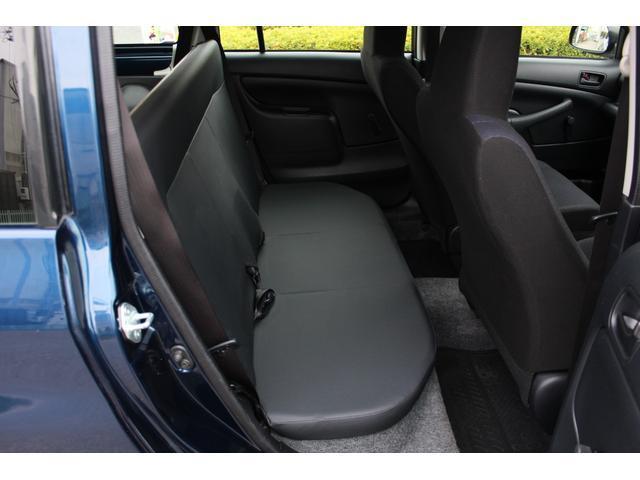 後席シートも使用感なく綺麗な状態が保たれています!