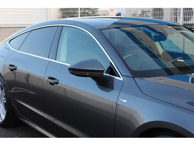 55TFSIクワトロ デビューパッケージ 1オーナー・ドライビングPKG・アシスタンスPKG・マトリクスLEDヘッド・電動チルトステアリング・バーチャルコックピット・20AW・MMIナビ・黒革シートH・Pガラス・Aストップ・ソフトクローズドア(8枚目)