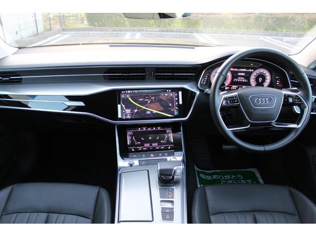 55TFSIクワトロ デビューパッケージ 1オーナー・ドライビングPKG・アシスタンスPKG・マトリクスLEDヘッド・電動チルトステアリング・バーチャルコックピット・20AW・MMIナビ・黒革シートH・Pガラス・Aストップ・ソフトクローズドア(18枚目)
