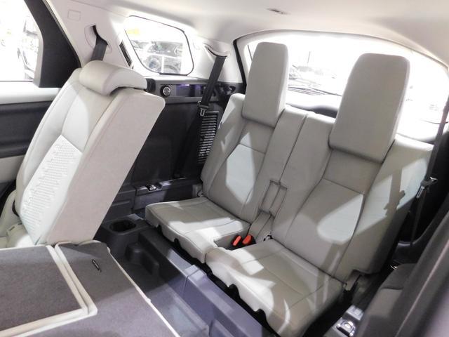 限定車GO−OUTの主要装備の一つ、【5+2シートパック】 いわゆる3列シート・7人乗り使用です。